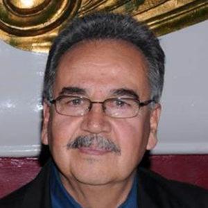 Staff Member Sabino Lopez